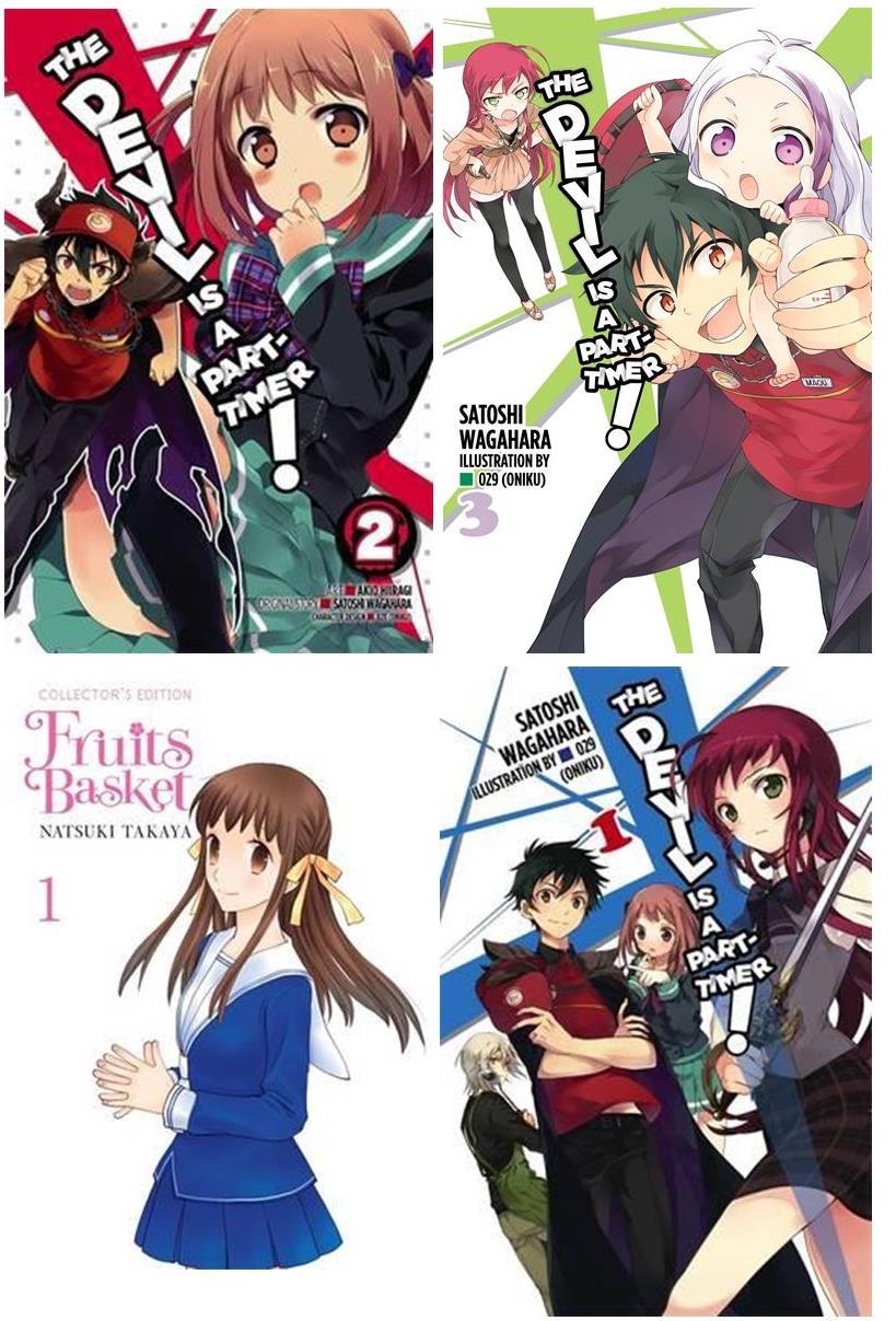 July Manga